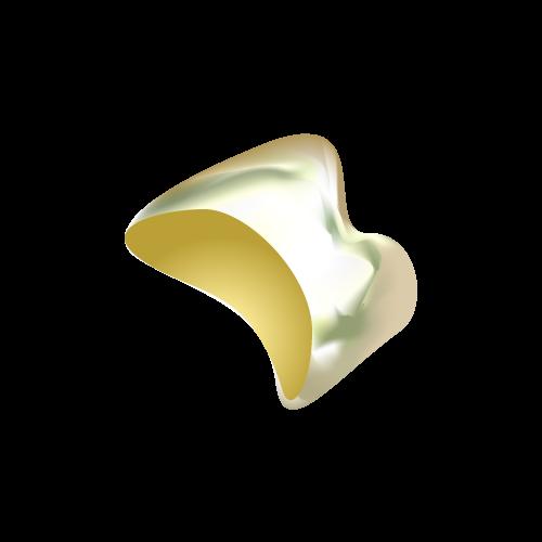 金歯の被せ物