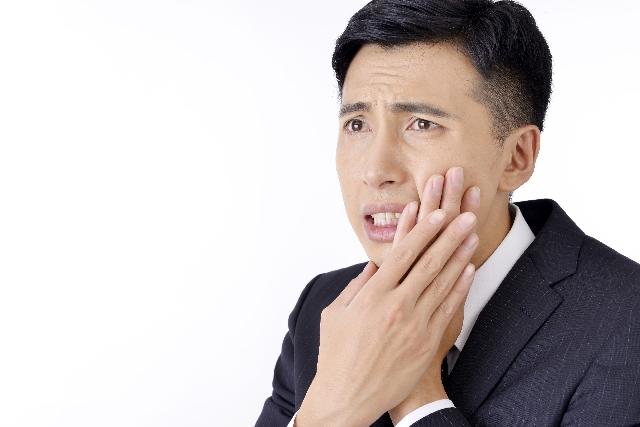 歯周病で起こる歯のグラグラ・動揺の対策法