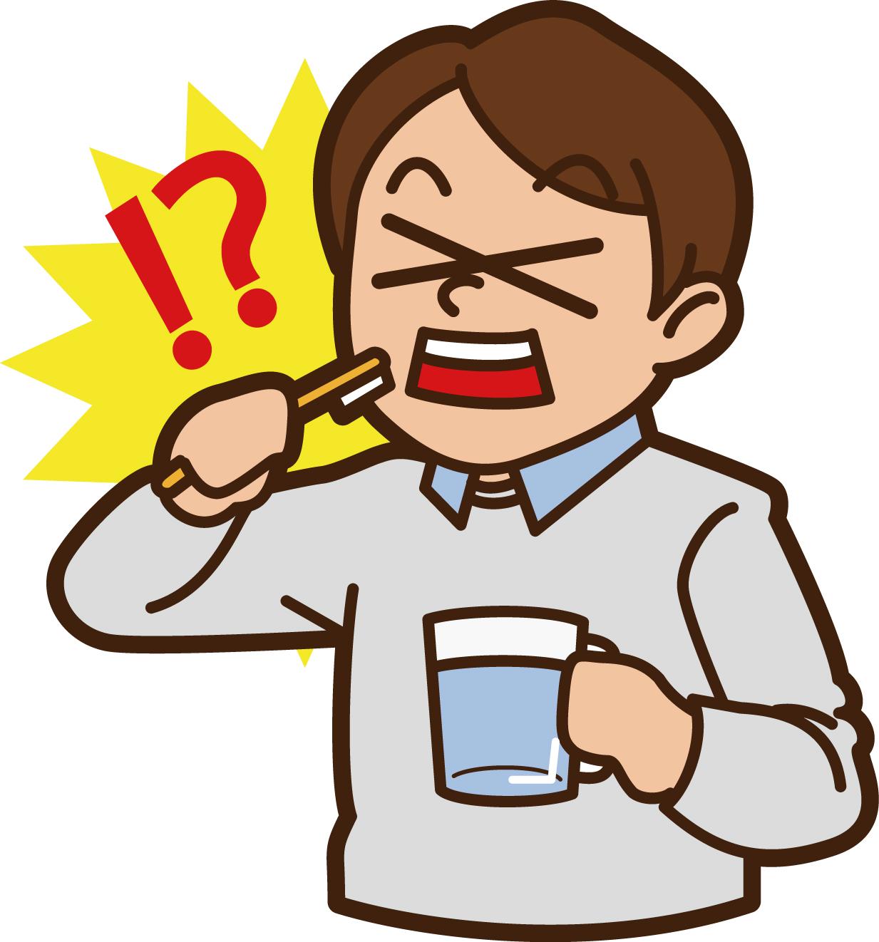 歯ブラシをすると歯茎が痛い